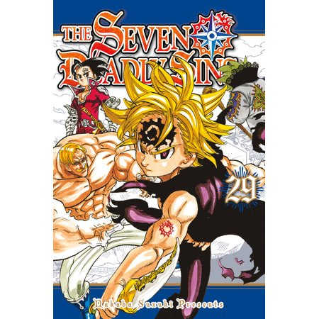 The Seven Deadly Sins 29 - Seven Deadly Sins Halloween Party