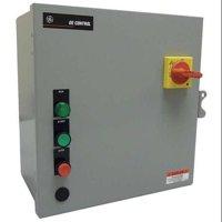 GE GE-CE0204SSPT1 IEC Combo Str,2.5 - 4 A,120V Coil,1 Enc