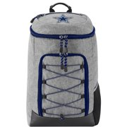 "NFL Dallas Cowboys ""Competitor"" Top-Loader Backpack, 19"" x 7"" x 12"" - Heathered Grey"