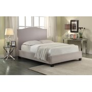 Pivot Direct X-Series Venice-X Queen Upholstered Bed in Grey - (Headboard Only)