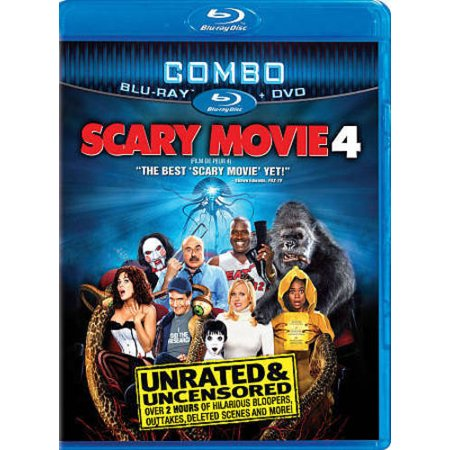 Scary Movie 4  Dvd   Canadian