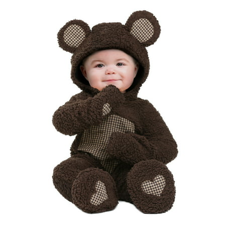 Infant Baby Bear - Gummy Bear Costume For Babies