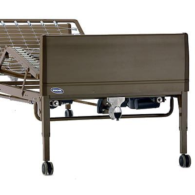 Invacare Full Electric Bed Package w/ Foam Mattress - Ful...