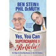 Yes, You Can Supercharge Your Portfolio! - eBook