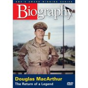Biography: Douglas MacArthur The Turn If A Legend by ARTS AND ENTERTAINMENT NETWORK