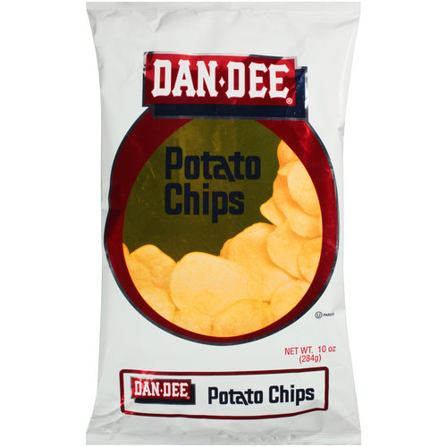 Dan Dee Potato Chips, 10 oz