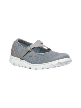 Propet Womens Travelactiv Mary Jane  Casual Loafers & Slipons Shoes -
