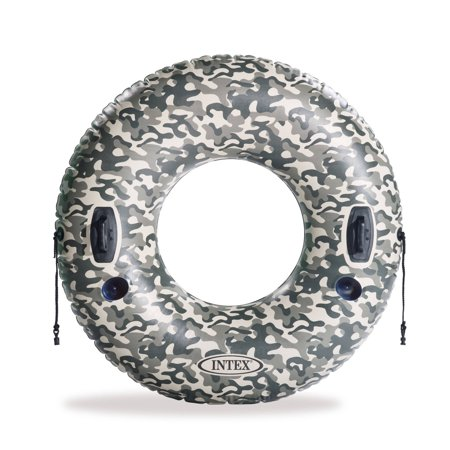 Intex Inflatable Camo Sport Tube Float