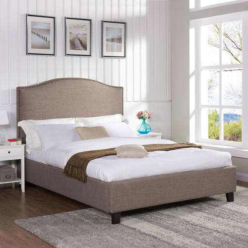 better homes and gardens grayson cal king bed gray