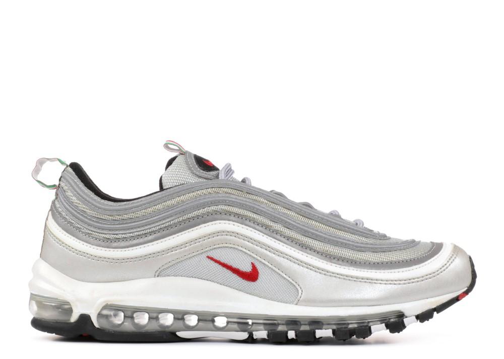 c0b38121d1 Nike - Men - Nike Air Max 97 Og Qs 'Silver Bullet 2017 Us Release' -  884421-001 - Size 11.5