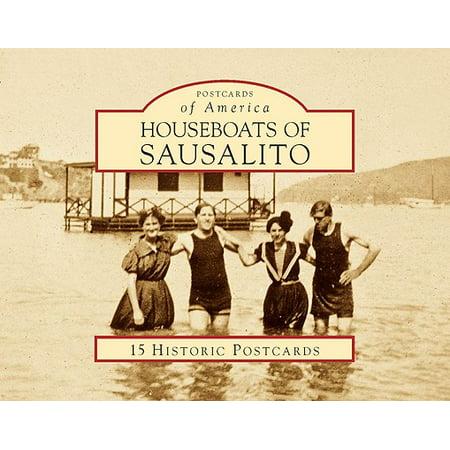 Houseboats of Sausalito
