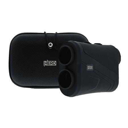 Herd Sports & Outdoors All Black Laser Hunting Rangefinder,