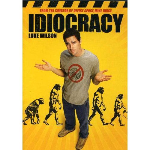 IDIOCRACY C9DVD/RE-PKGD)