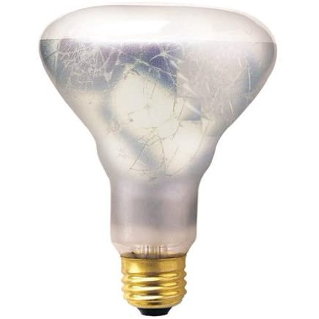 Bulbrite 65BR30/TF 65-Watt BR30 Indoor Reflector Light, Shatter Resistant - image 1 de 1