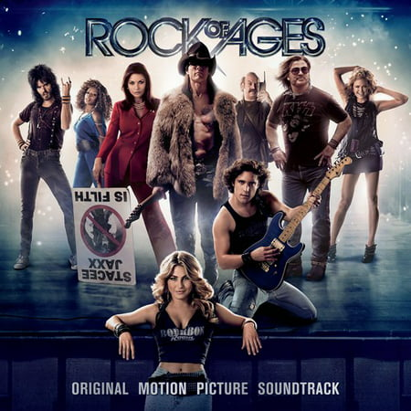 Rock of Ages Soundtrack - The Halloween Tree Soundtrack