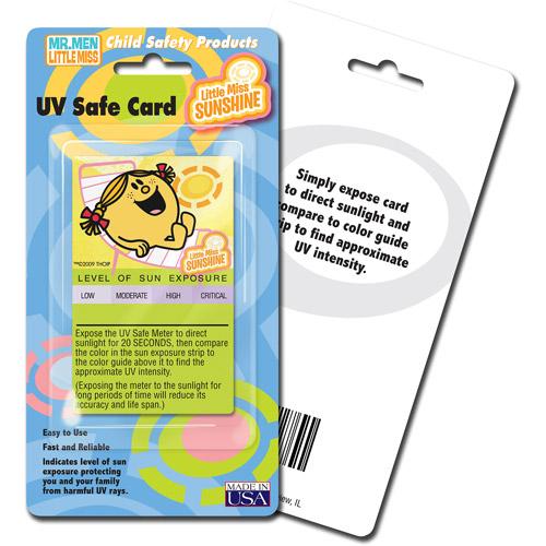 Miss Sunshine UV Card 4pk