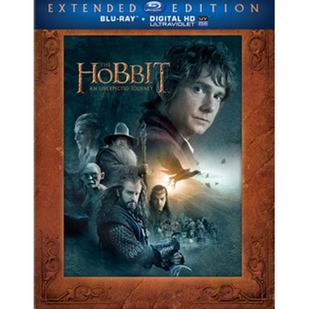 The Hobbit: An Unexpected Journey (Extended Edition) (Blu-ray + Digital HD)