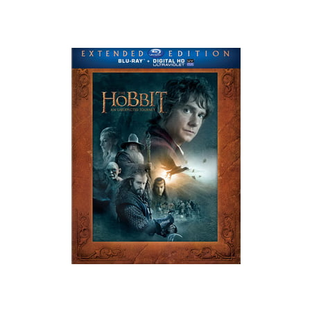 The Hobbit: An Unexpected Journey (Extended Edition) (Blu-ray + Digital HD) - Halloween Extended Edition Scenes