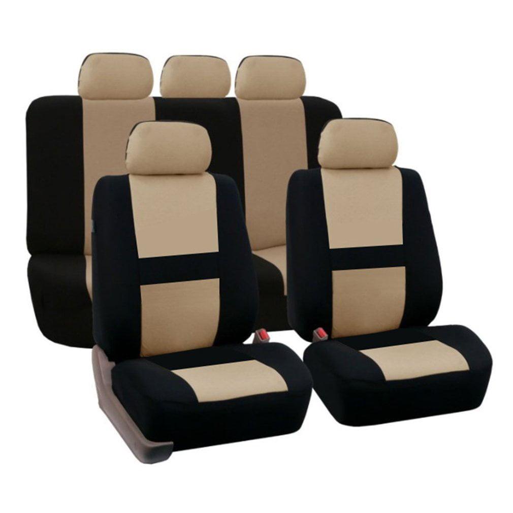 12Pcs/Set Four Seasons Universal Car Seat Cushions Automobiles Car Seat Covers Belt Pads Interior Auto Vehicles Supplies