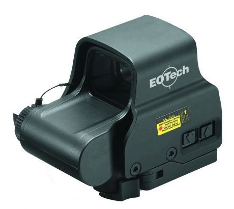 Eotech OPMOD EXPS2-2 Holosight w  65 MOA ring and 2MOA Dots Reticle, Black by