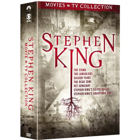 Stephen King TV and Film Collection DVD](Filme Halloween 6)