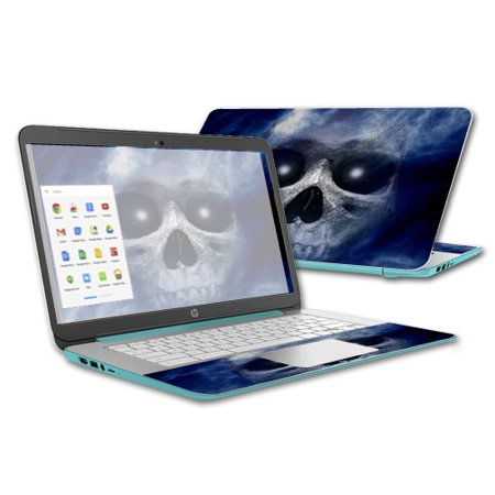 MightySkins Protective Vinyl Skin Decal for HP Chromebook 14 (2015) case wrap cover sticker skins (Skin Stickers For Hp Laptops)