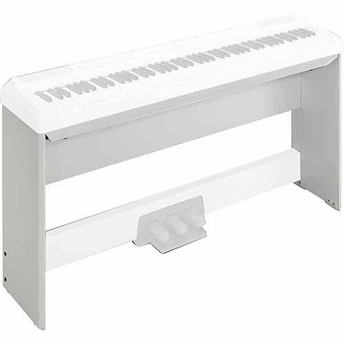 Yamaha L85 Keyboard Stand for the P85 Keyboard, White by Generic