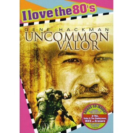Uncommon Valor [dvd W/cd] [ws/dol Dig Eng 5.1]-nla (Paramount)