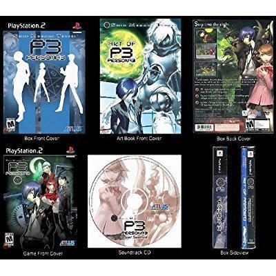 Shin Megami Tensei: Persona 3 [Original 2007 Limited Edition With