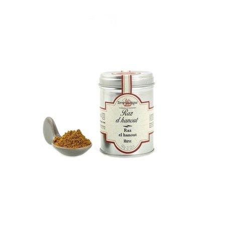 - Terre Exotique - Raz el Hanout Moroccan Couscous Tajine Spice Blend 2.2 oz