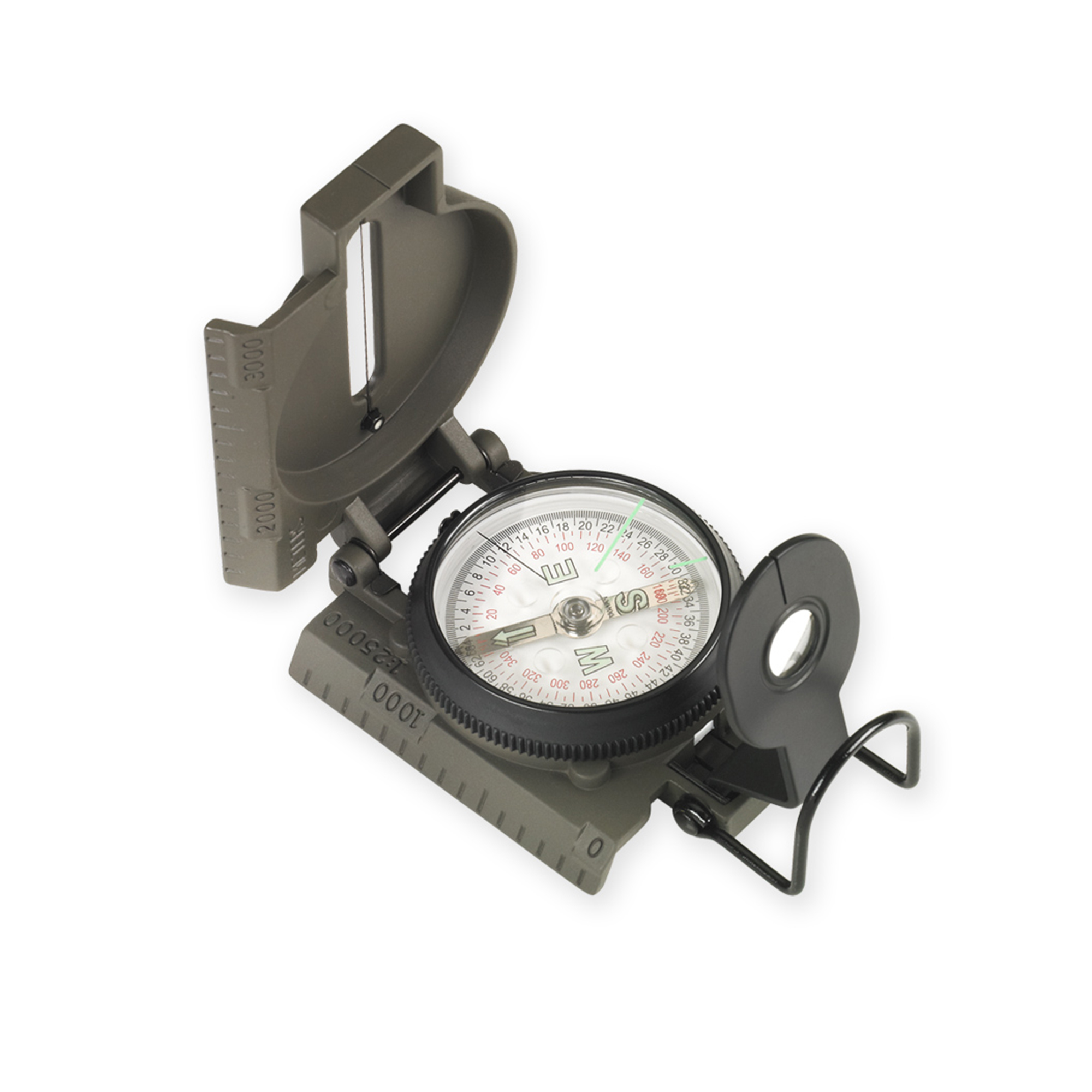 Proforce Equipment Compass NDūR Engineer Directional with Metal Case by Proforce Equipment
