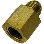 "APACHE HOSE & BELTING INC 39036083 3/4"" Male JIC x 1/2"" Female Pipe, Hydraulic Adapter"