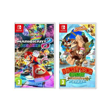 Nintendo Mario Kart 8 and Donkey Kong Video Games for Nintendo Switch](Mario Kart Dress Up)