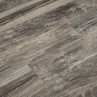 "Builddirect Kindlewood Gray 12mm RL X 6"" Laminate Flooring (17.07 sq. ft. per box)"
