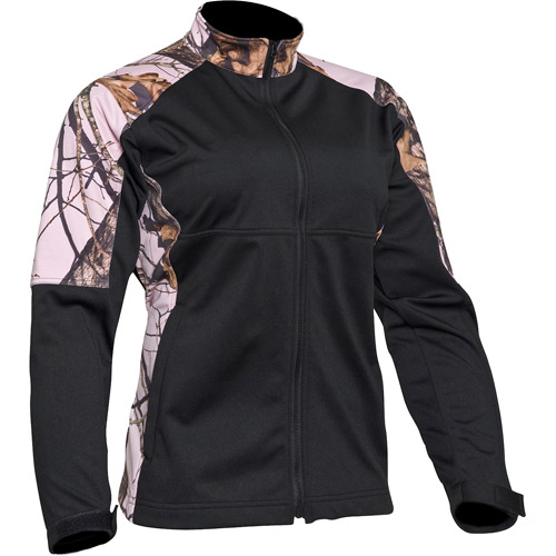 Yukon Gear Ladies Windproof Fleece Jacket