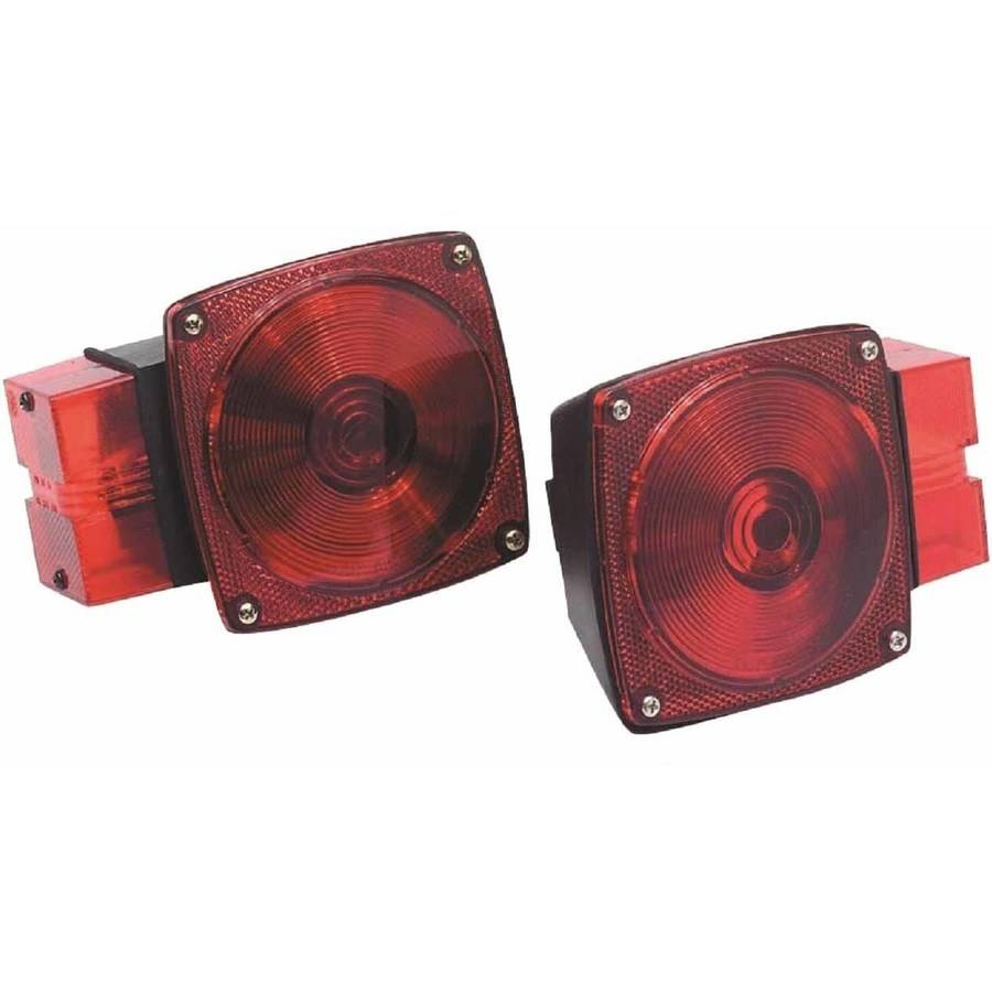 Optronics Submersible Trailer Light Set, Lights Only