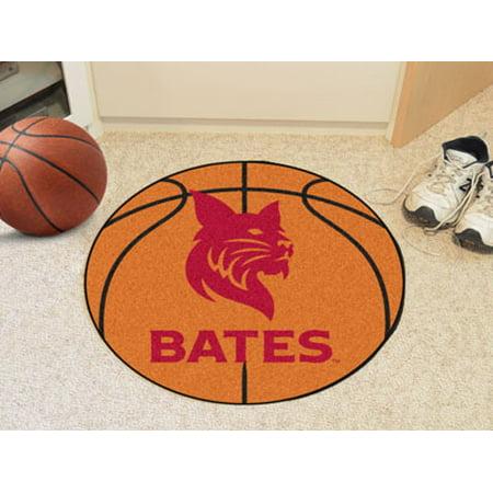 Bates College Basketball Mat 27     Diameter