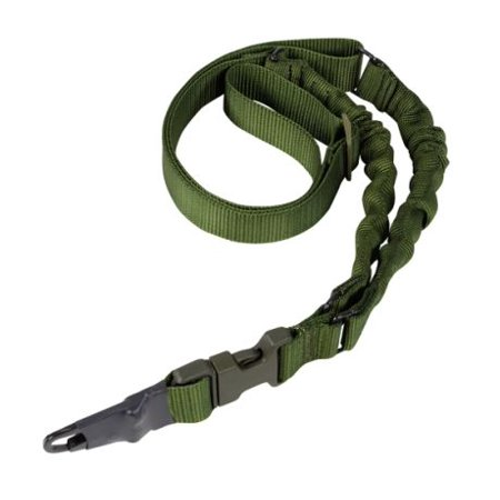 Condor Adder Single Point Bungee Sling, Olive Drab