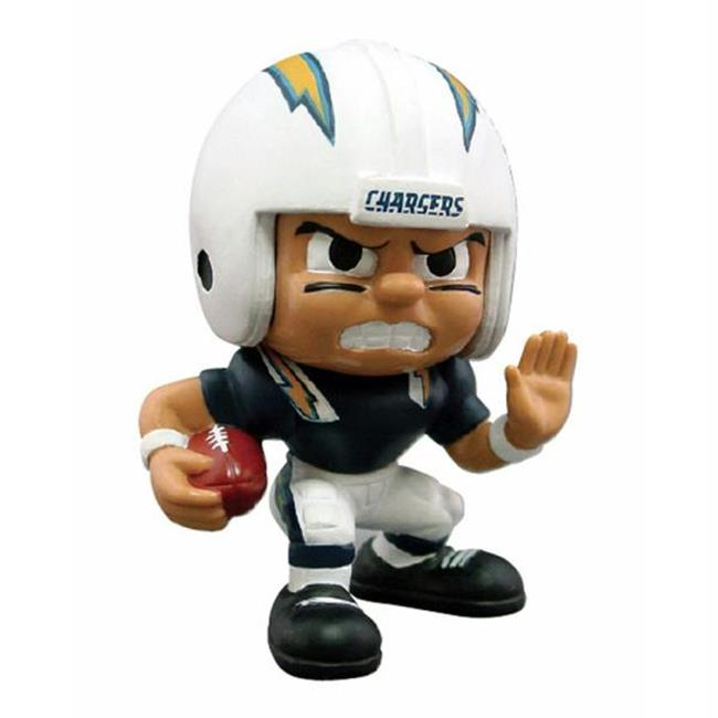 Party Animal PAR-LR2SD San Diego Chargers NFL Lil Teammates Vinyl Runningback Sports Figure - 2 3-4 Tall - Series 2