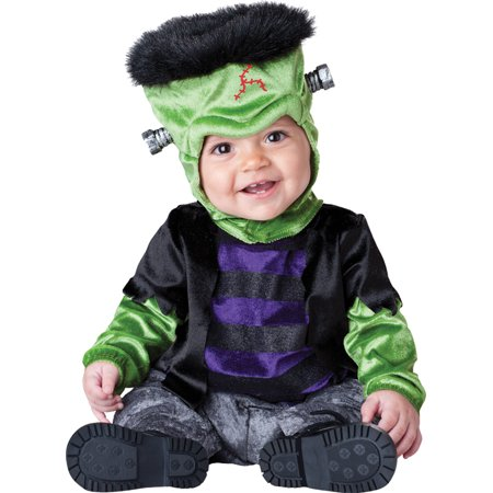 Halloween Costumes Boo From Monsters Inc (Morris costumes IC16014TXS Monster Boo Toddler)