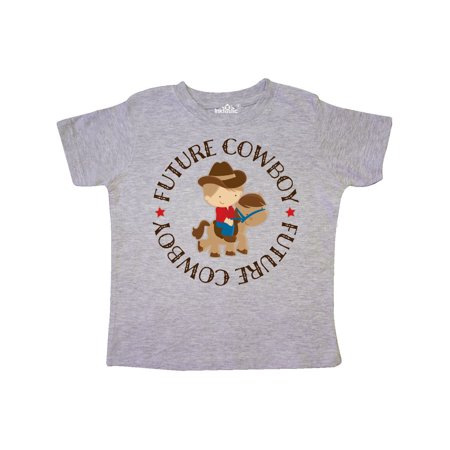 Future Cowboy Western Boy Toddler T-Shirt](Western Wear For Boys)