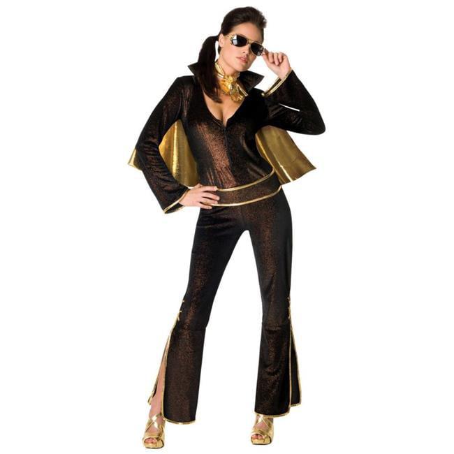 Costumes For All Occasions Ru889203Md Elvis Female Costum...