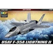 ACA12507 1:72 Academy USAF F-35A Lightning II MODEL KIT