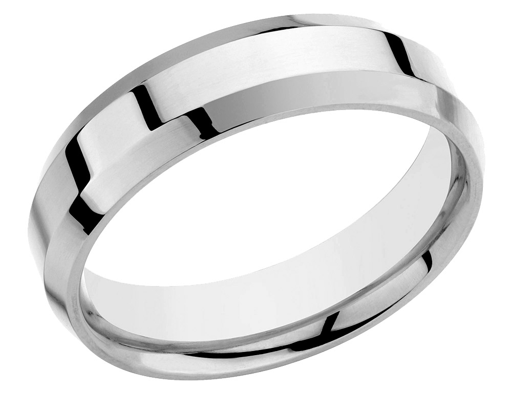 Mens Platinum Wedding Bands