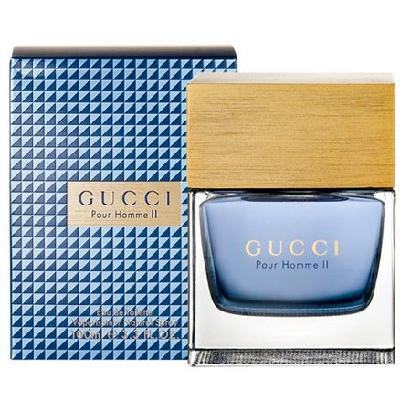 636109f79c3 Gucci Pour Homme II Eau De Toilette for him 100ml - image 1 of 1 ...