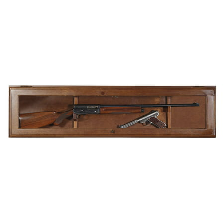 Gun Cabinet Furniture (American Furniture Classics Horizontal Gun Display)