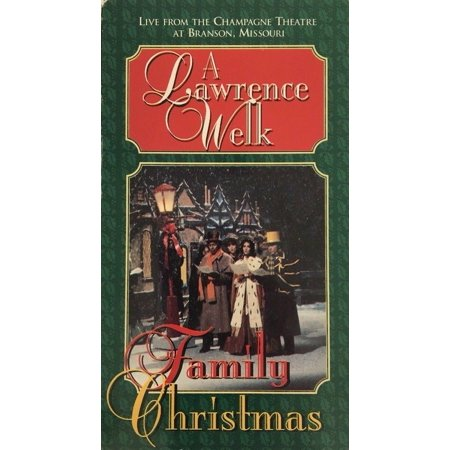 A Lawrence Welk Family Christmas VHS Xmas-TESTED-RARE VINTAGE-SHIPS N 24 HOURS ()
