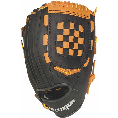 "10"" Spectrum Fielders Left-Handed Baseball Glove"