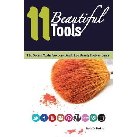 11 Beautiful Tools : The Social Media Success Guide for Beauty Professionals - Social Media Professional Halloween