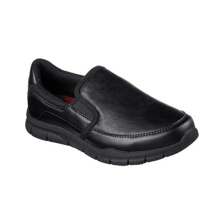Skechers - Women s Skechers Work Relaxed Fit Nampa Annod Slip Resistant Shoe  - Walmart.com d6f9daf9b8